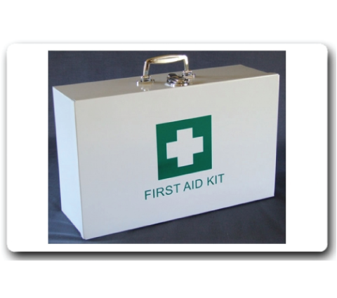 First Aid Kits First Aid Kit Regulation 3 Metal Was