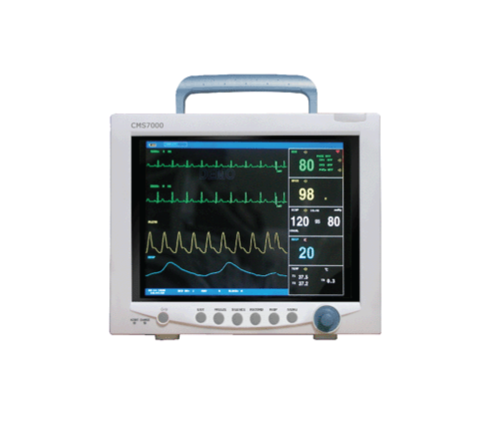 how to read vital signs monitor