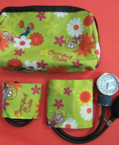 BP METER ANEROID DUAL CUFF CHILD GIRL