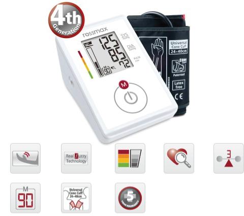 BP METER ROSSMAX CH155F – UPPER ARM