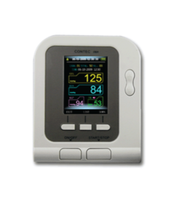 Digital Blood Pressure Monitor - 08A with SPO2 Probe
