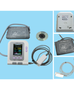 Digital Blood Pressure Monitor 08A with SPO2 Probe2