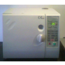 FULLY AUTOMATIC AUTOCLAVES TABLE TOP SA 260MA SERIES