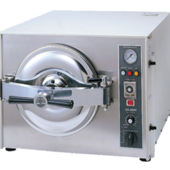 FULLY AUTOMATIC AUTOCLAVES TABLE TOP SA 300H SERIES