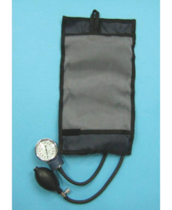 Infusion Cuff In Carry Pouch