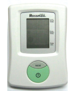 Rossmax Fully Automatic Upper Arm Blood Pressure Meter – AK150F
