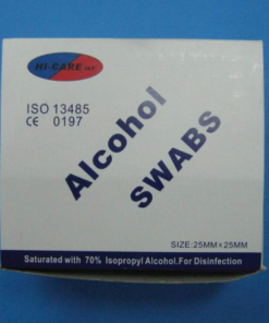 Alcohol Swabs 200s