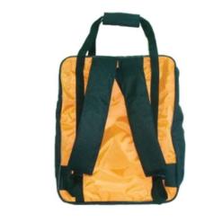 BLS PARAMEDIC BAG Basic Life Support REAR VIEW