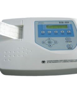 DIGITAL THREE CHANNEL 12 LEADS ELECTROCARDIOGRAPH MONITOR 203