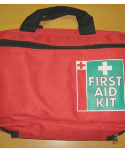 ESSENTIAL FIRST AID KIT QUALITY BAG