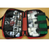 ESSENTIAL FIRST AID KIT QUALITY BAG Opened