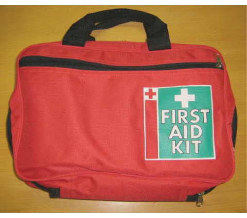 ESSENTIAL FIRST AID KIT QUALITY BAG