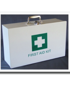 FACTORY FIRST AID BOX REGULATION 3 Metal