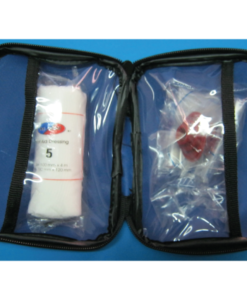 FIRST AID EMERGENCY POUCH