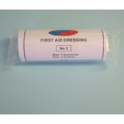 First Aid Dressing no3