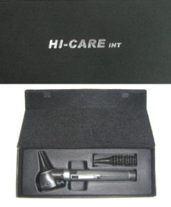 HI CARE PROFESSIONAL FIBRE OPTIC OTOSCOPE
