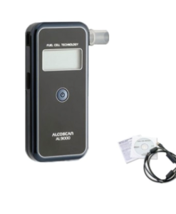 PORTABLE BREATH ALCOHOL TESTER WITH FUEL CELL SENSOR TECHNOLOGY AL9000