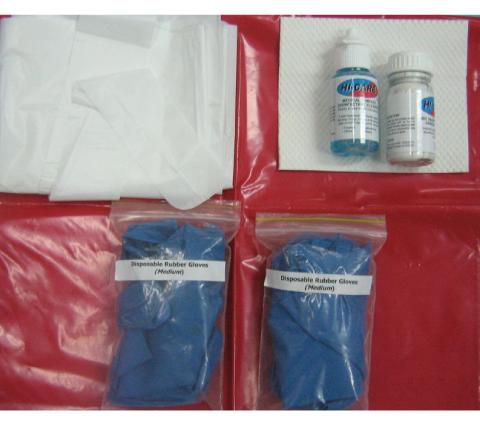 First Aid Kit F7 Bio-Hazard Kit