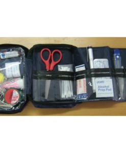 TRAVEL MOTORIST KIT in Basic Bag OPENED