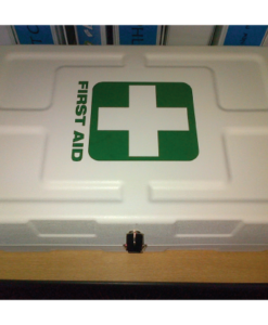 First Aid Wall Mountable