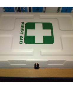 WALL MOUNTABLE PLASTIC EMPTY BOX