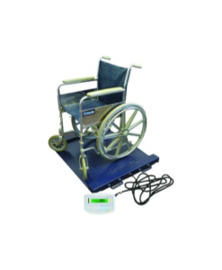 PTM Drum Wheelchair Platforms with GK Indicator