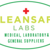 Cleansafe Labs Logo