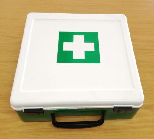 Square First Aid Box Budget X Small