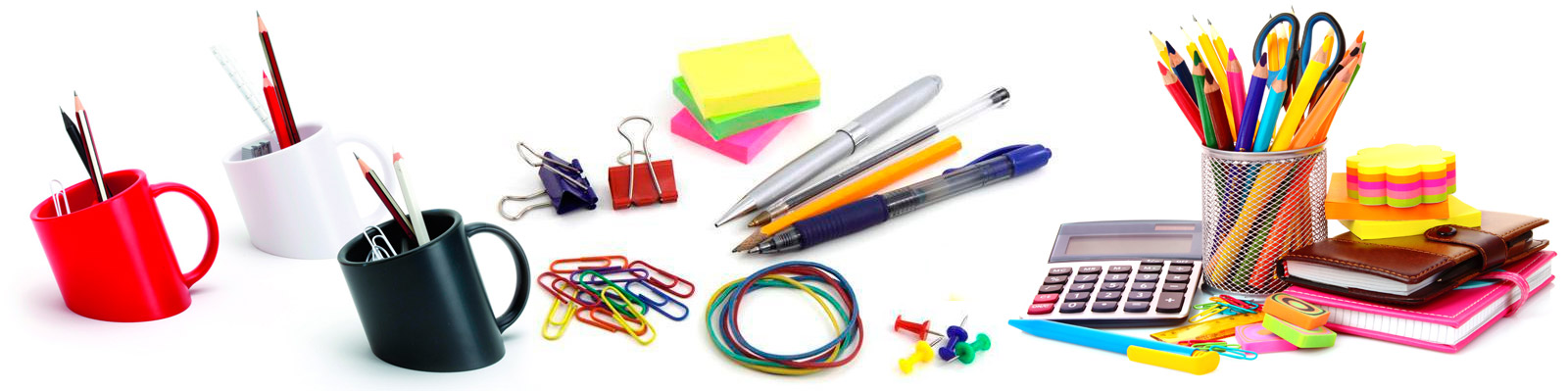 stationary items 1