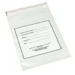 Sterile Bag Labelled