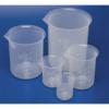 beakers plastic