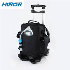 Oxygen Concentrator with trolley