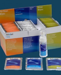 Tristel Trio Disinfactant Wipes 1000x1000