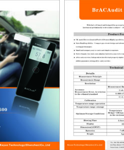 Alcohol Tester KY 8600