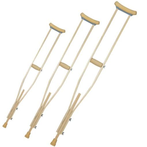 Wooden Crutches