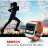 ECG CMS50K Watch with SPO2