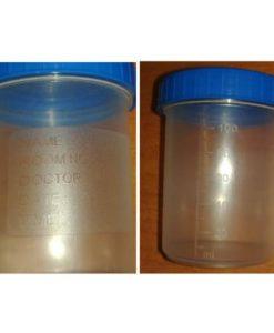150ml Specimen Jar Containers 